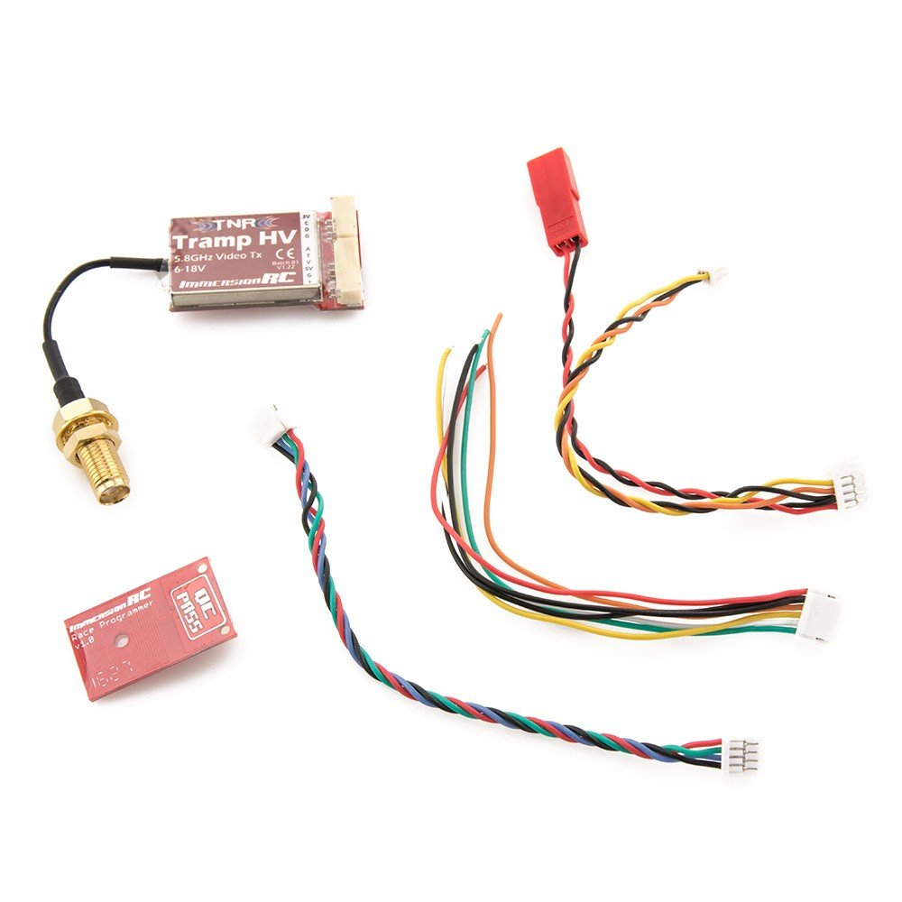 5.8GHz Video Transmitter vTx USA Version ImmersionRC Tramp HV