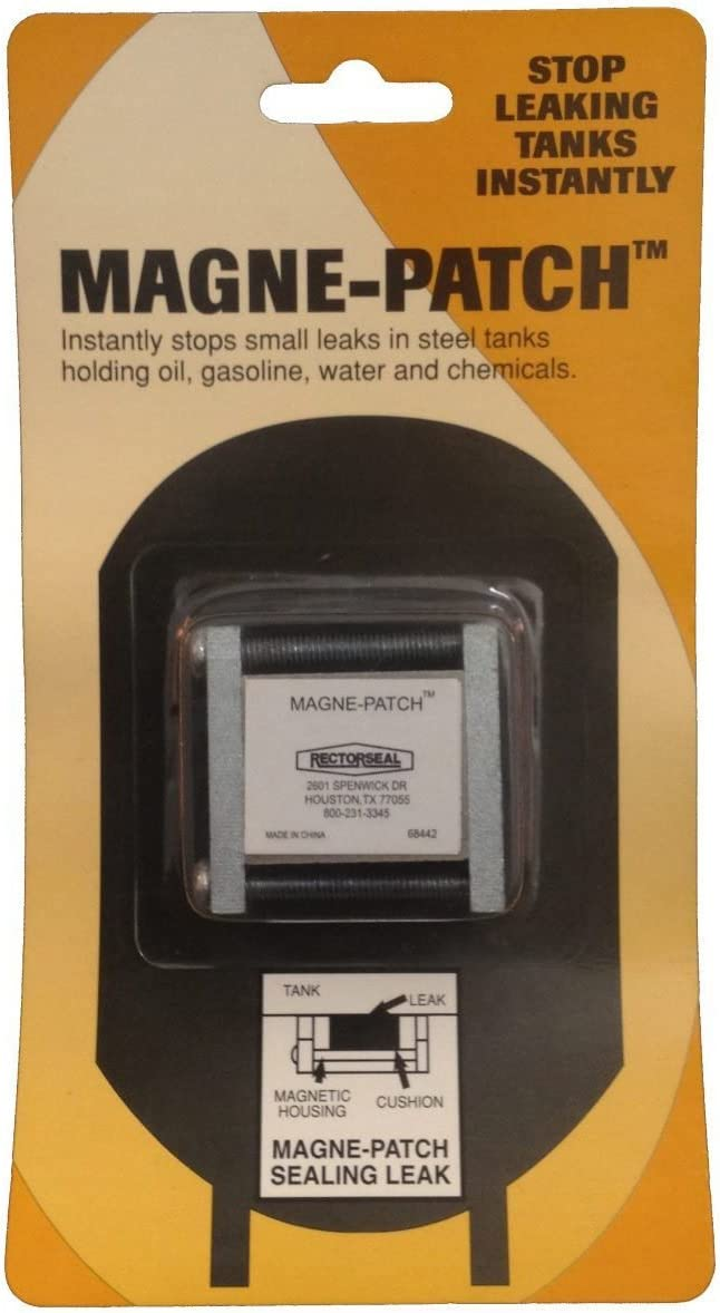 Rectorseal 68442 Magne-Patch Blister Card