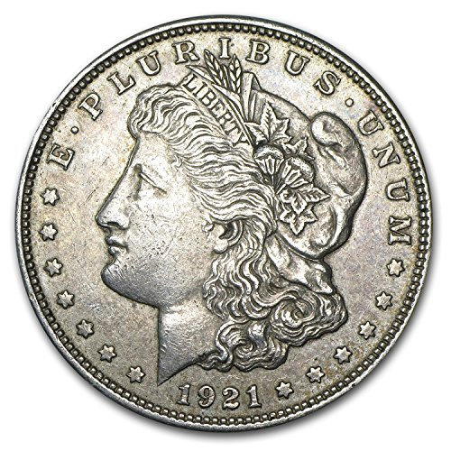 1921 P, D, or S Mint Morgan Dollars VG-XF $1 Very Good
