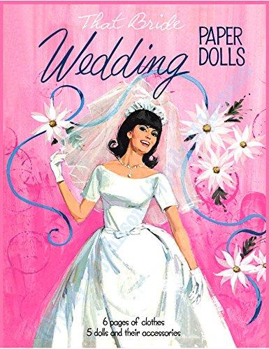 That Bride Wedding Paper Doll, Restored Book