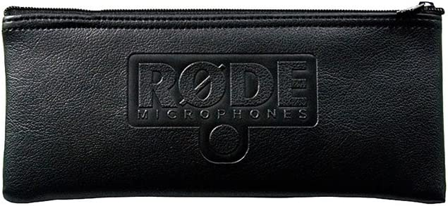 Rode ZP1 Zip Pouch for NT1-A, NT2-A, NT3, NT4, NT5, NT55, NT6, S1, M3, NTG-1, NTG-2, NTG-3, and Broadcaster Microphones