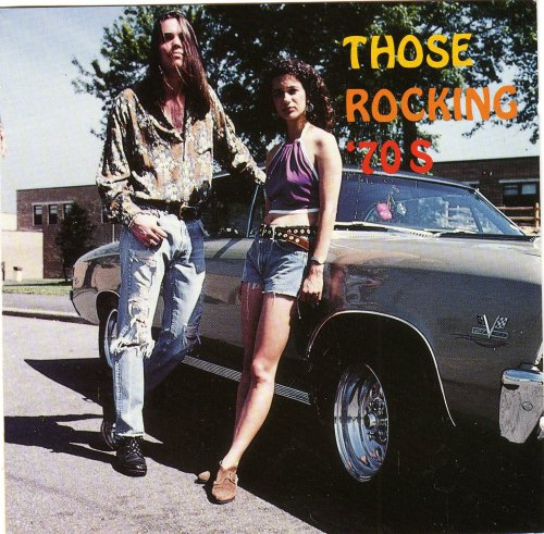 Those Rocking '70s - 70s Popular