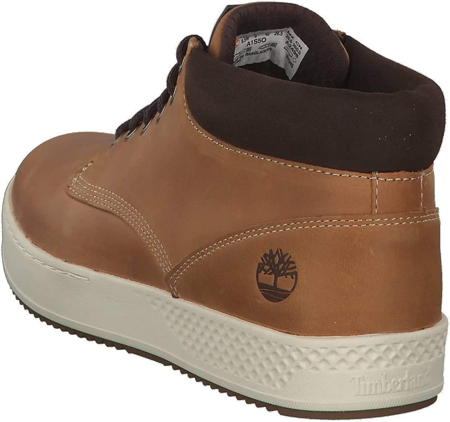 : TIMBERLAND CITYROAM CUPSOLE CHU WHEAT: Shoes