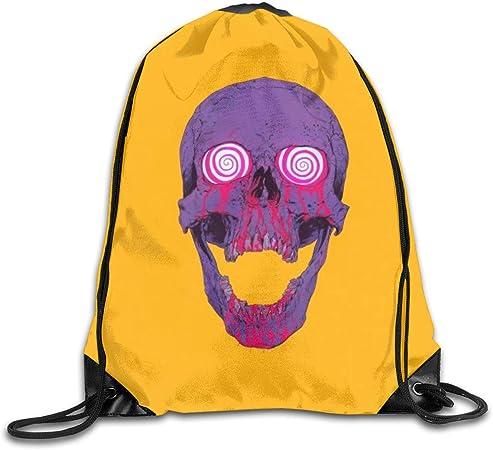 Acheter sac cordon de serrage tete de mort online 8