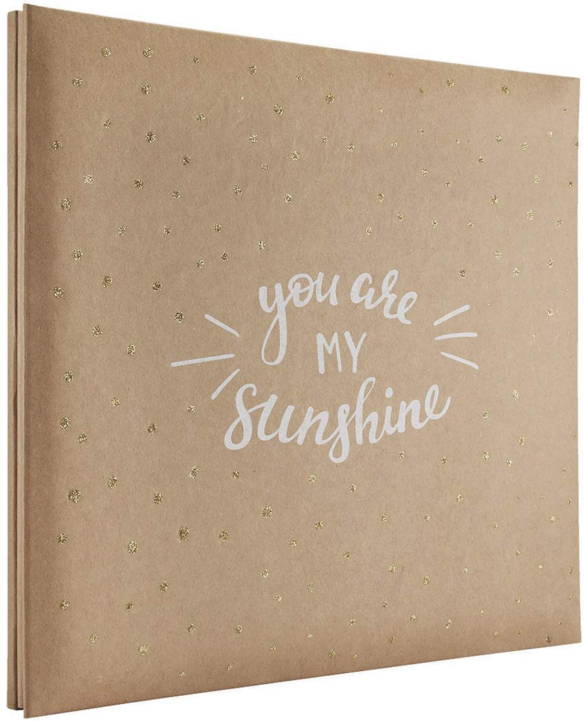 MCS MBI 13.5x12.5 Inch 'You are My Sunshine' Scrapbook Album with 12x12 Inch Pages (860137) by MCS (Image #2)