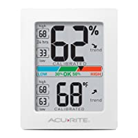 AcuRite 01083M Pro Accuracy Temperature and Humidity Monitor
