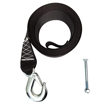 Rod Saver PWC Replacement Winch Strap: Sports & Outdoors