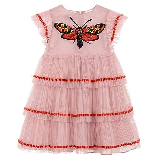 Lentejuelas Vestido de Fiesta Princesa Niña Bebé Disfraz de ...
