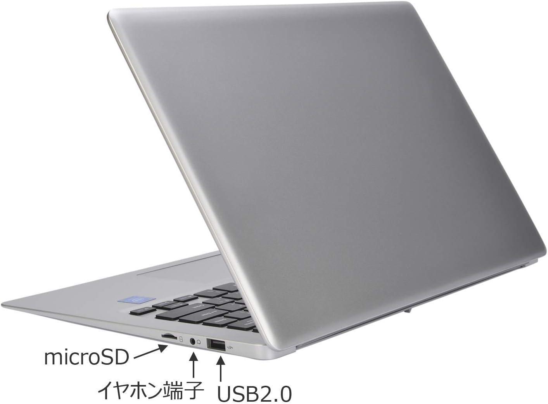 SOOYA Atom Z8350 1.5GHz/メモリー:4GB/SSD:64GB/14.1インチ