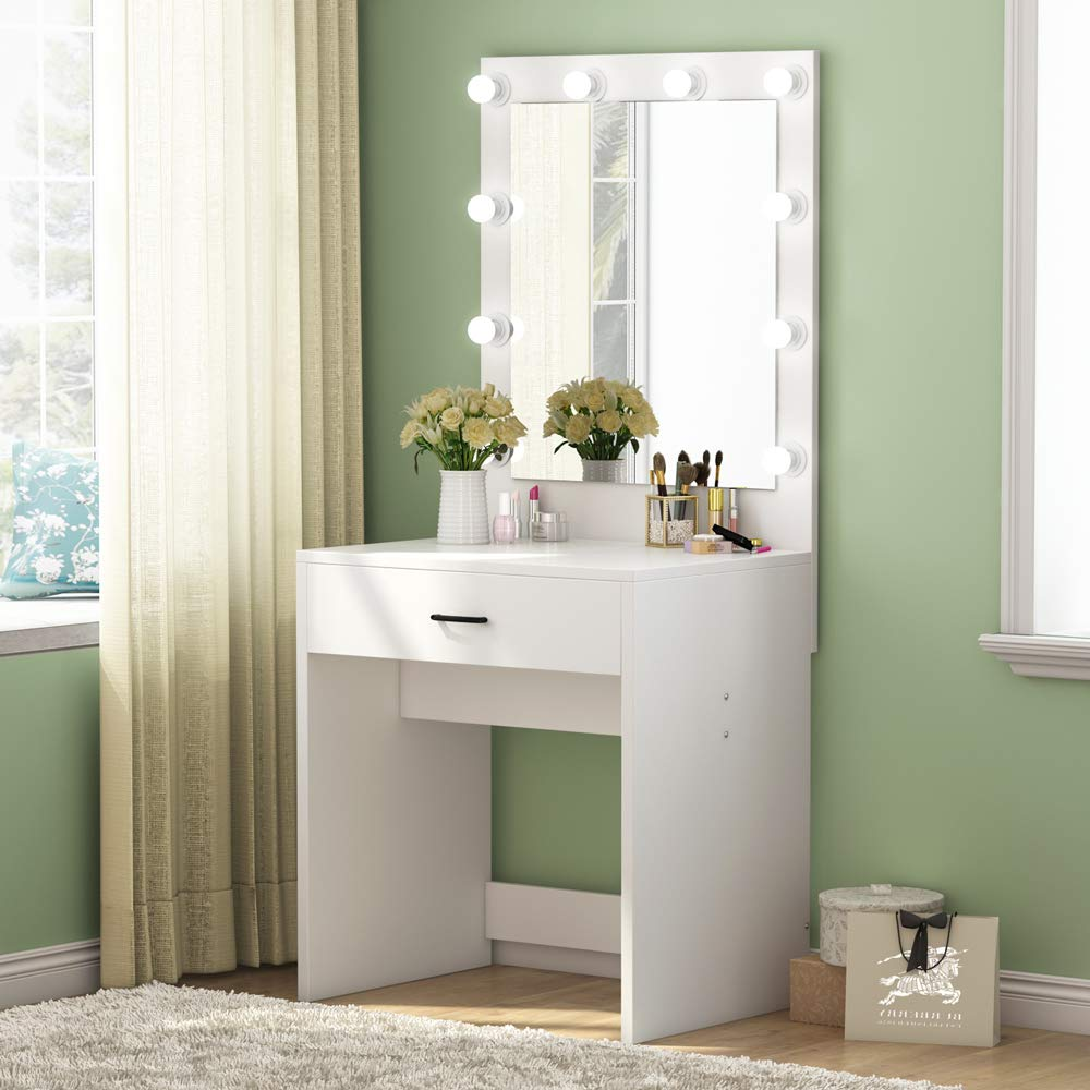 Tribesigns Vanity Dresser for Small Space