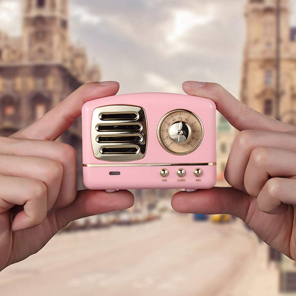 millenniumpaintingfl.com VANLAN Vintage Radio Retro Bluetooth ...