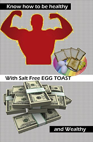 Download PDF SALT FREE EGG TOAST Recipe report that help you attain,optimum health,make money online,and more