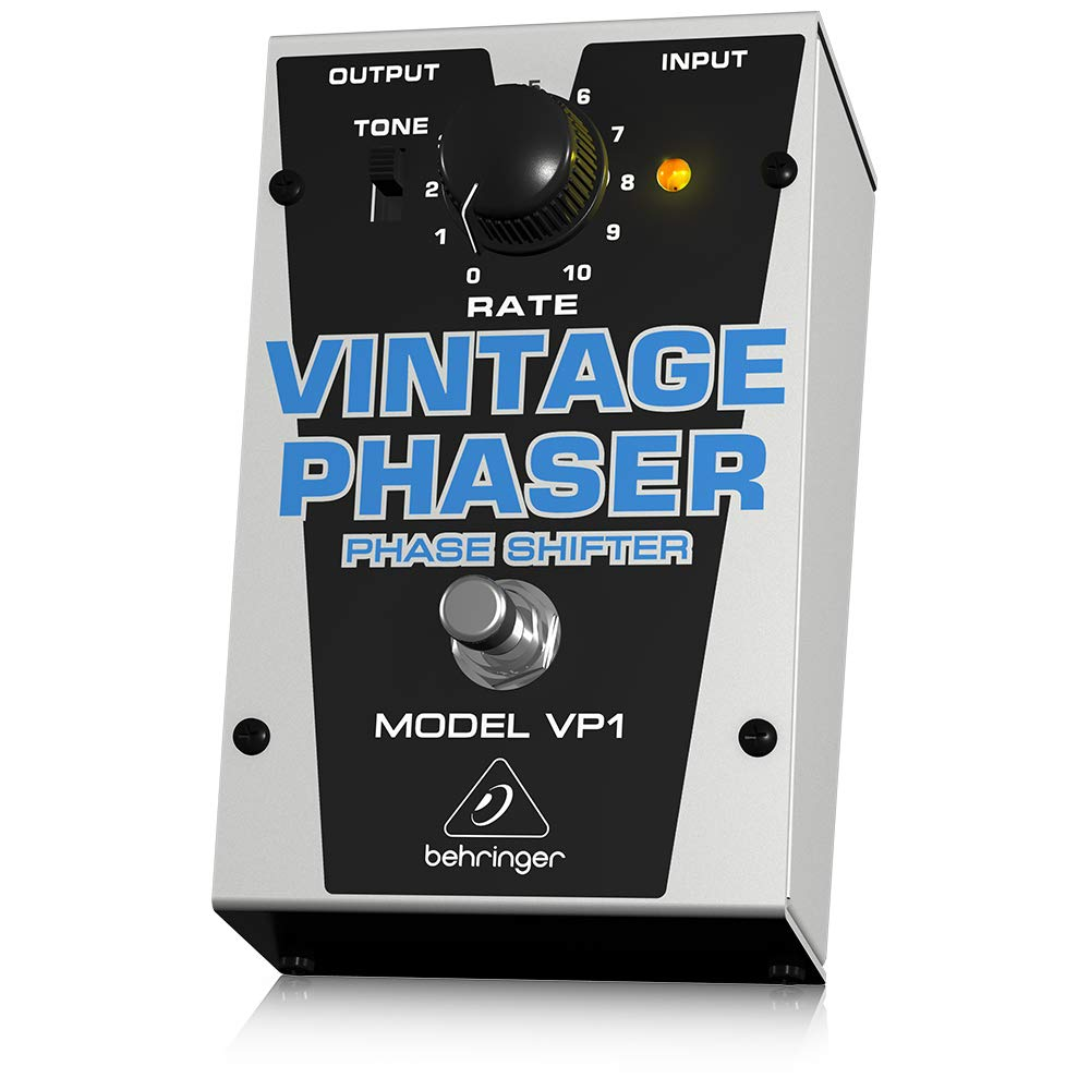 Top 13 Best Phaser Pedal for Guitar Reviews in 2020 10