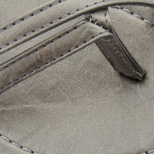 gris Footwear para de mujer Sensation Plata vestir Sandalias vHwq0rv
