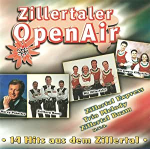 Music from the Zillertal (Tirol, Austria) (Compilation CD, 14 Tracks)