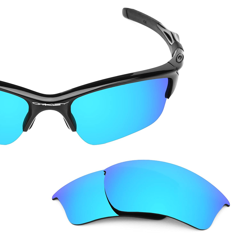 Revant Lentes Oakley Half Jacket 2.0 XL (Azul Hielo) MirrorShield®: Amazon.es: Ropa y accesorios