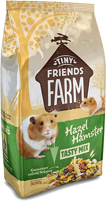 Top 10 Harry Hazel Hamster Food