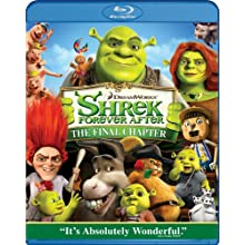 Shrek Forever After (Single-Disc Edition) [Blu-ray] (2010)