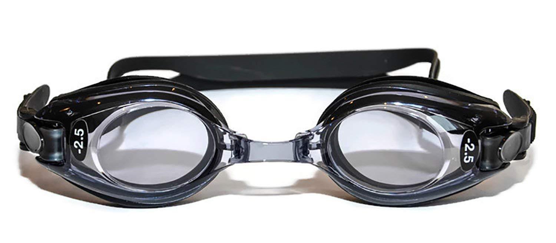 Sports Vision's Prescription Optical Swimming Goggles +2.00 Adult