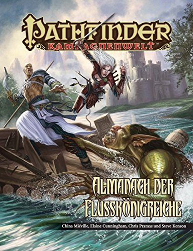 Almanach der Flusskönigreiche: Pathfinder Quellenbuch