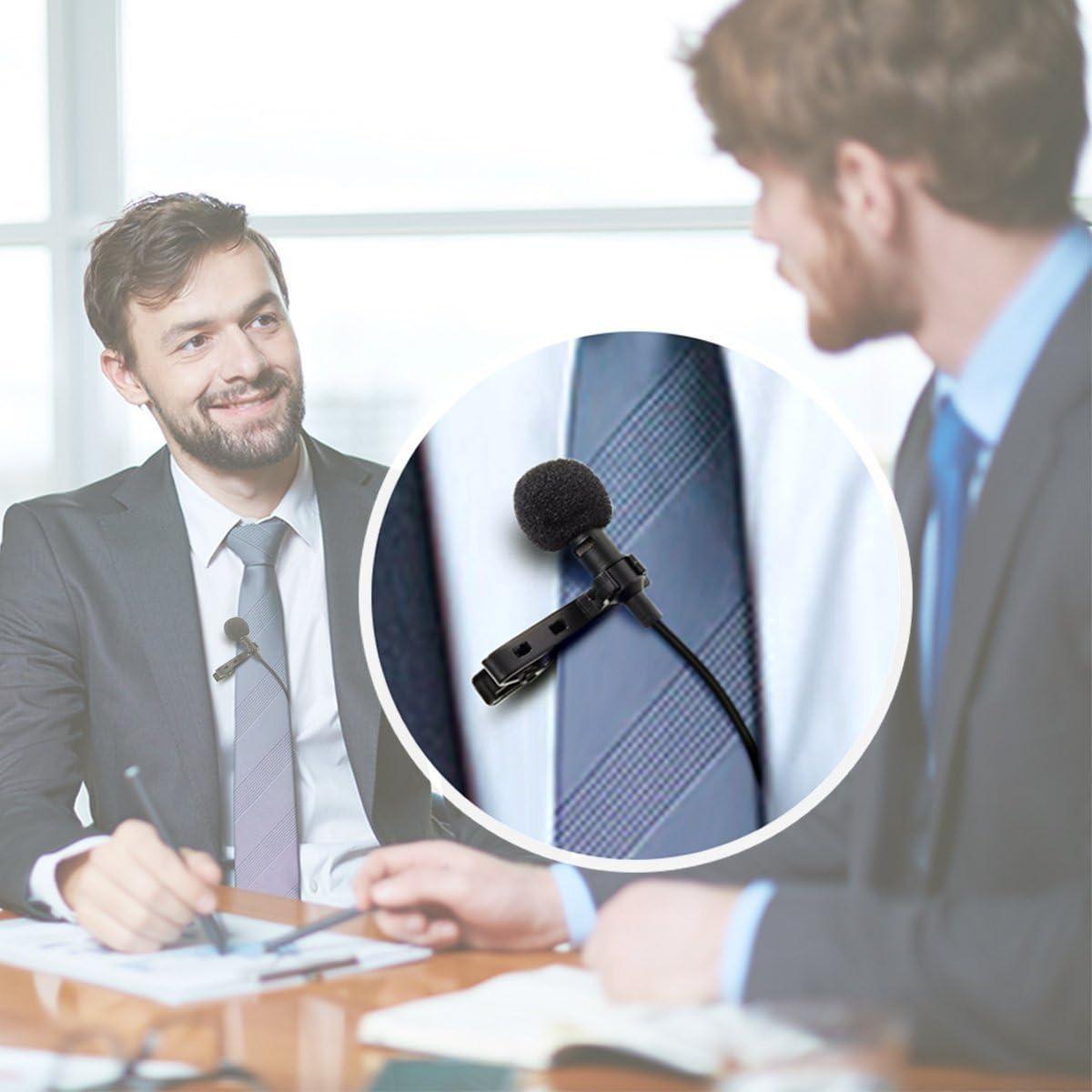 corbata Micrófono de condensador, Pop Protección, grabación de voz ...