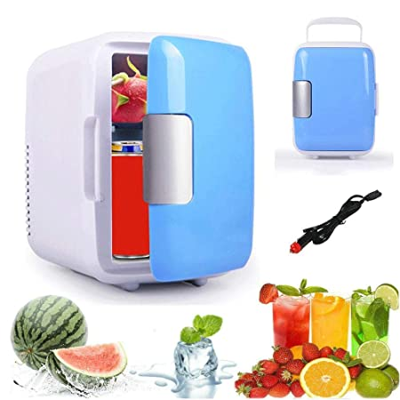 Honey-fruit Mini refrigerador de automóvil, Mini refrigerador de ...