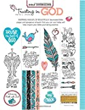 Bible Journaling - Trusting in God, 100s of