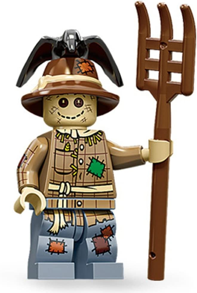 LEGO Minifigures Series 11 Scarecrow Mini Figure