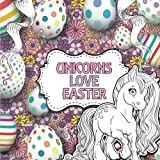 Easter jokes for kids easter gifts for kids amazon ip unicorns love easter a creative unicorn colouring book for children volume 6 creative negle Choice Image