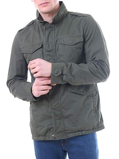 Herno Mod. FI0054U-13190 Chaqueta Hooded Anti Agua Hombre ...