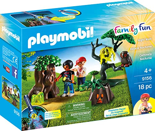 PLAYMOBIL Night Walk Playset -