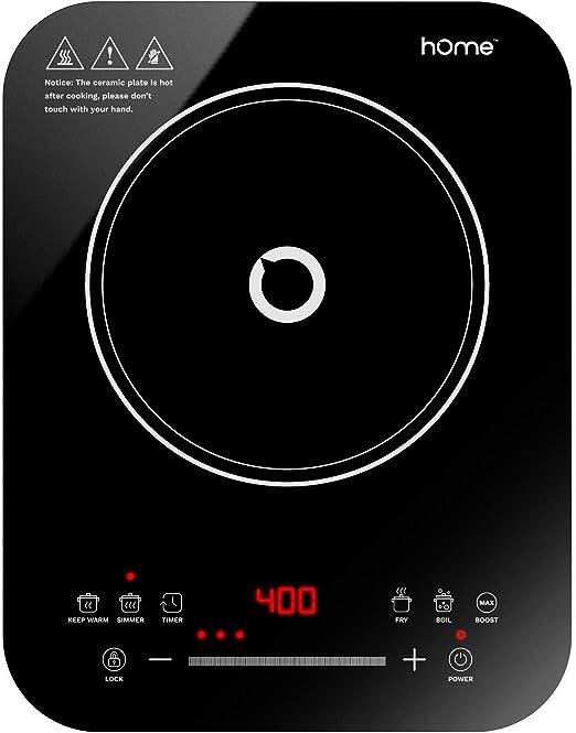 Amazon.com: HOmeLabs - Cocina portátil de inducción – 1500 W ...