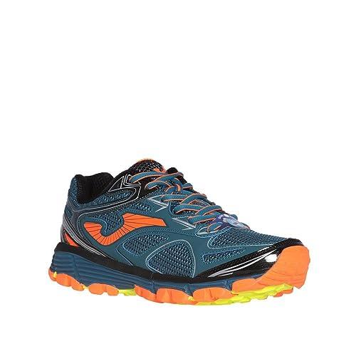 JOMA TK.SHOW-715 ZAPATILLA TRAIL HOMBRE VERDE 47: Amazon.es: Zapatos y complementos