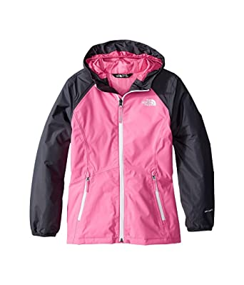52a8c88a2 The North Face Kids Girls' Insulated Allabout Jacket (Little Big Kids), Cha