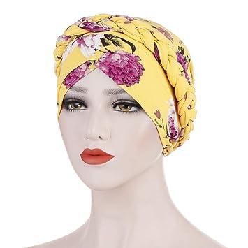 Amazon.com: LLJEkieee - Gorro de mujer con diseño de ...