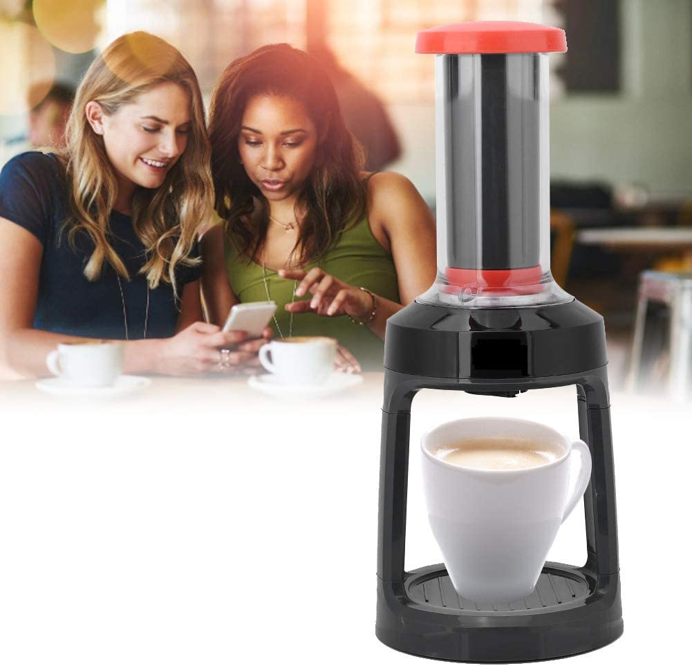 Zoternen - Cafetera de Espresso portátil, no Necesita Electricidad ...