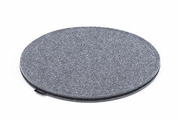 Sitzauflage Stuhl amazon de rob raf sitzkissen 37cm sitzauflage stuhlauflage filz