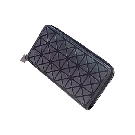Geekbuzz - Cartera para mujer Mujer, Color-A (Negro) - GB-