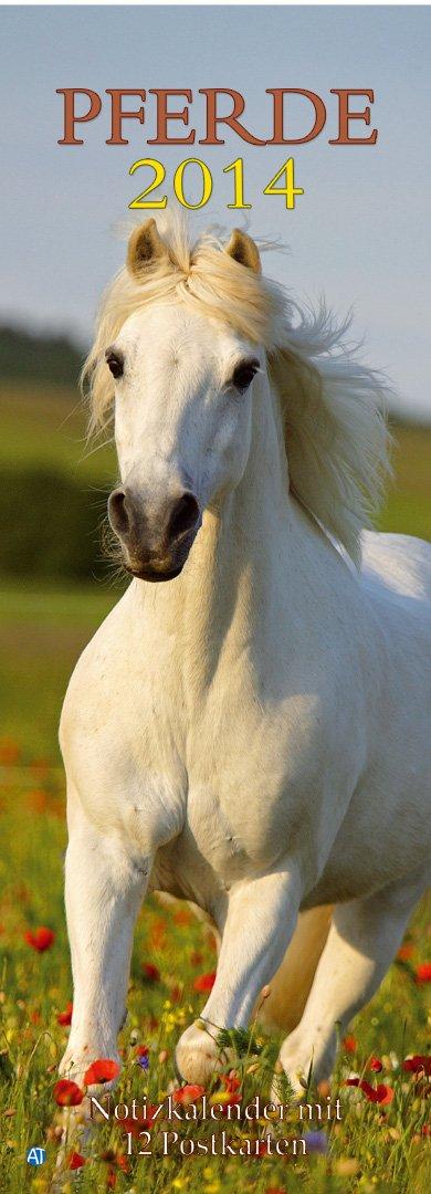 Streifenkalender Pferde 2014
