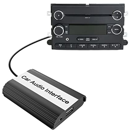 Amazon.com: Car Stereo Bluetooth Adapter for Ford, Wireless Music ...