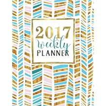 Weekly Planner: Colouring Edition