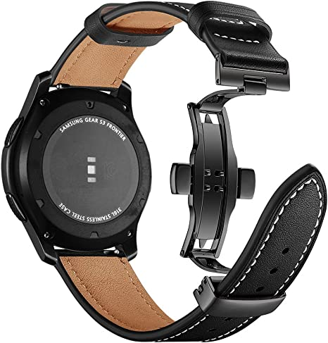 samsung gear s3 bracelet cuir