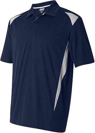 Augusta–Polo–pour Homme, Homme, multicolore - blanc/bleu marine