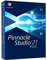 Pinnacle Studio Plus (v. 21) - caja de embalaje - 1 usuario