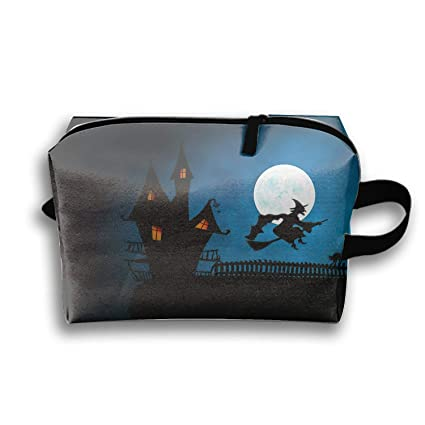 5e365360c94c Amazon.com: PANQJN Witch's House Travel Bag Printed Multifunction ...
