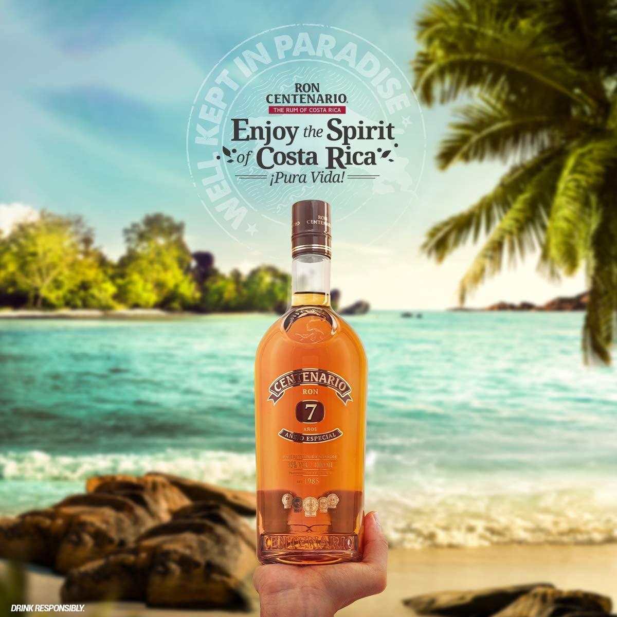 Ron Centenario AÑEJO ESPECIAL 7 Años Rum 40% - 700 ml