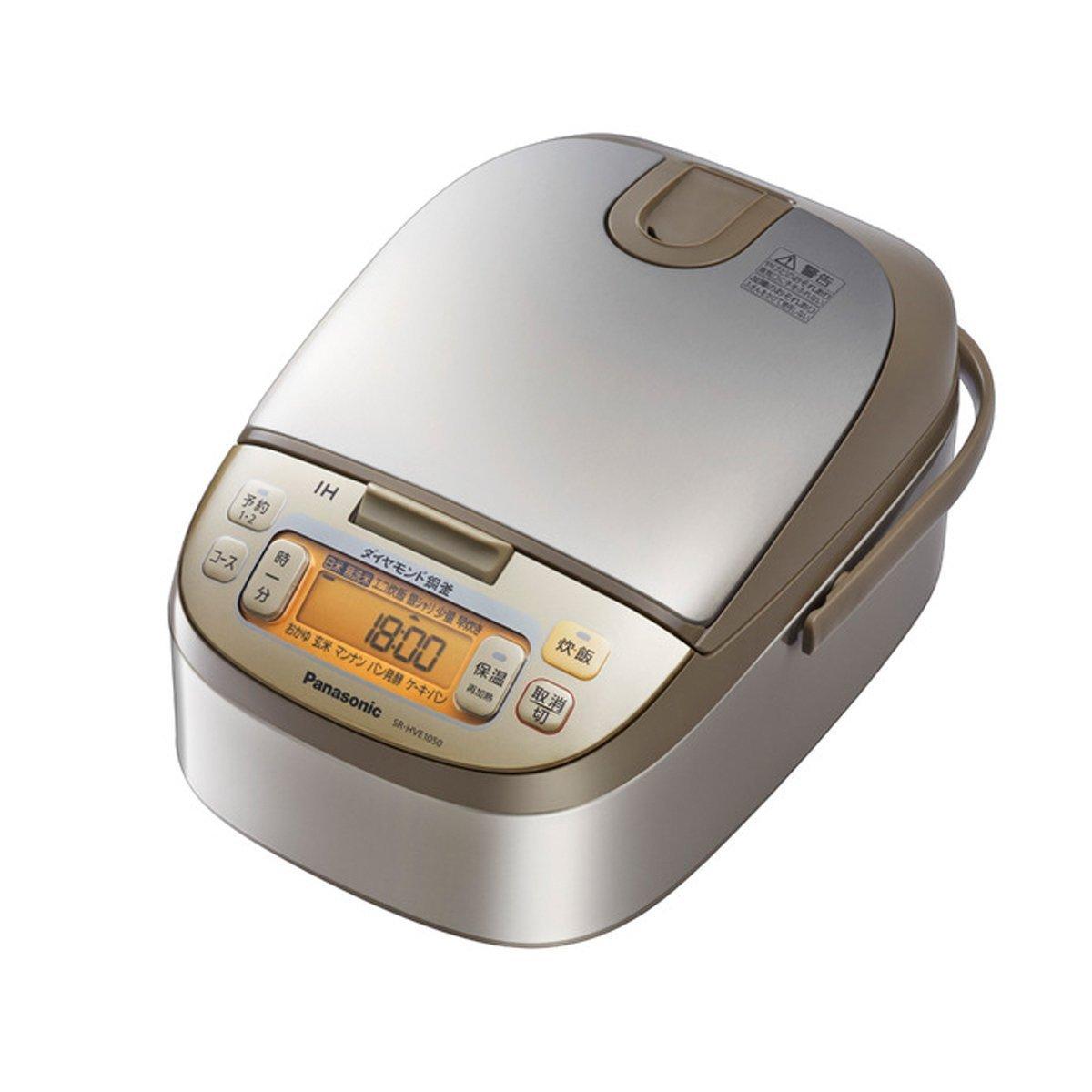 パナソニック IH炊飯器 SR-HVE1050-N   B01CNXXAY4