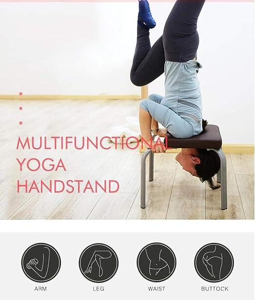 Banco De Inversión, Yoga Headstand Bench, Silla De Yoga De ...