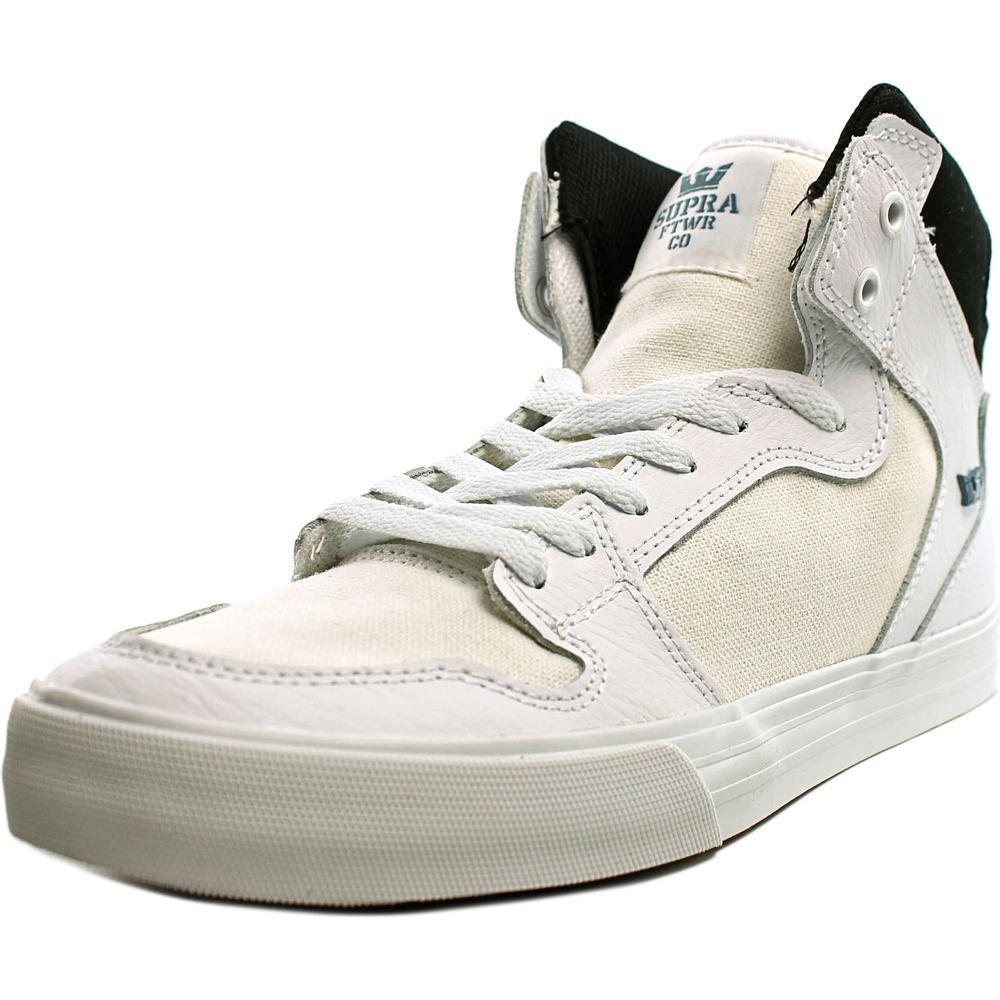 Supra Vaider LC Sneaker B016EE1KSG 13 D(M) US|White/Black/White