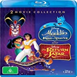 Aladdin: King of Thieves / Return of Jafar [Blu-ray]